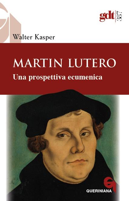 Kasper libro su lutero