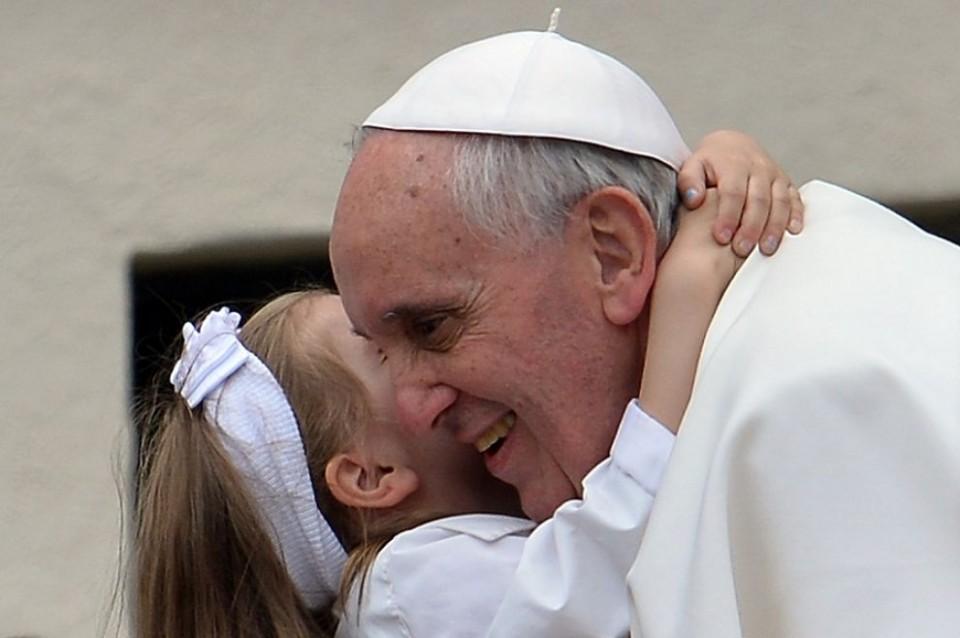 Papst Kind