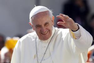 Generalaudienz von Papst Francis
