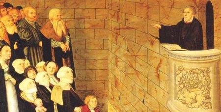 Lutero predicazione