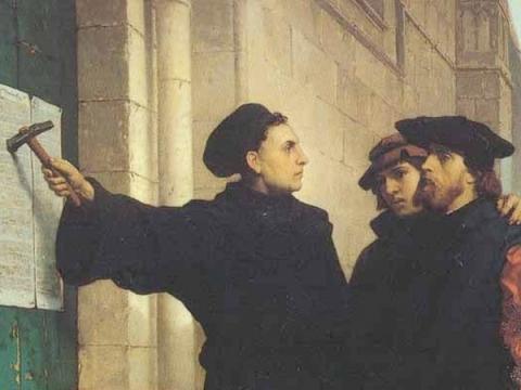 Lutero tesi