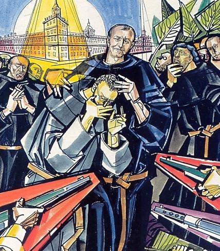agostiniani martiri di spagna