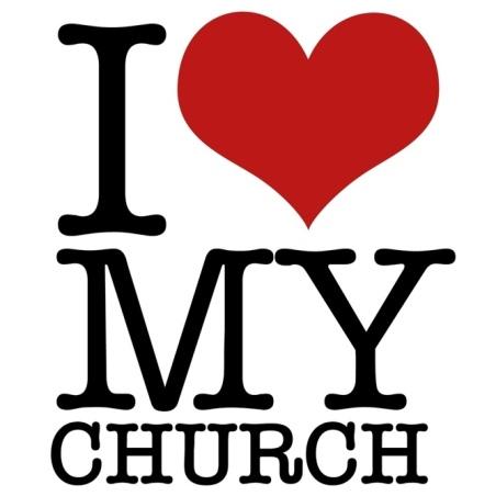 amo la mia chiesa
