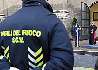 Concilium Vaticanum firefighters 5