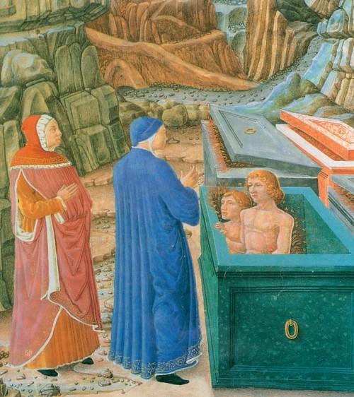 Dante eretici