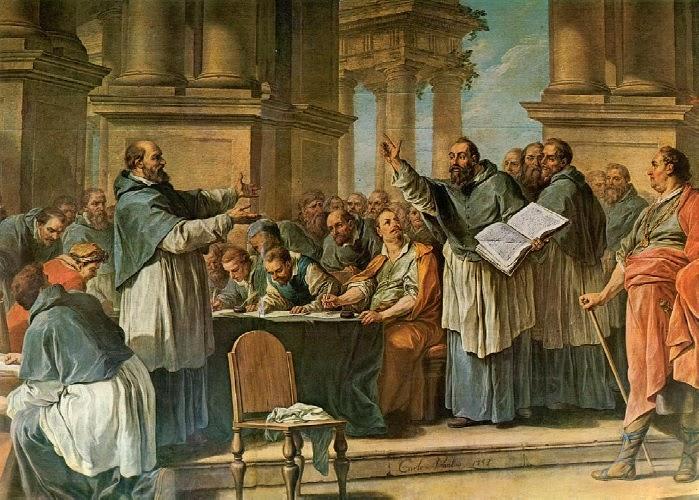 dispute teologiche