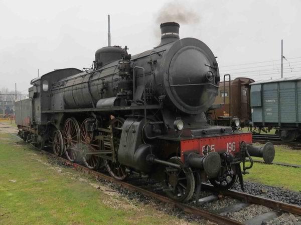 treno antico