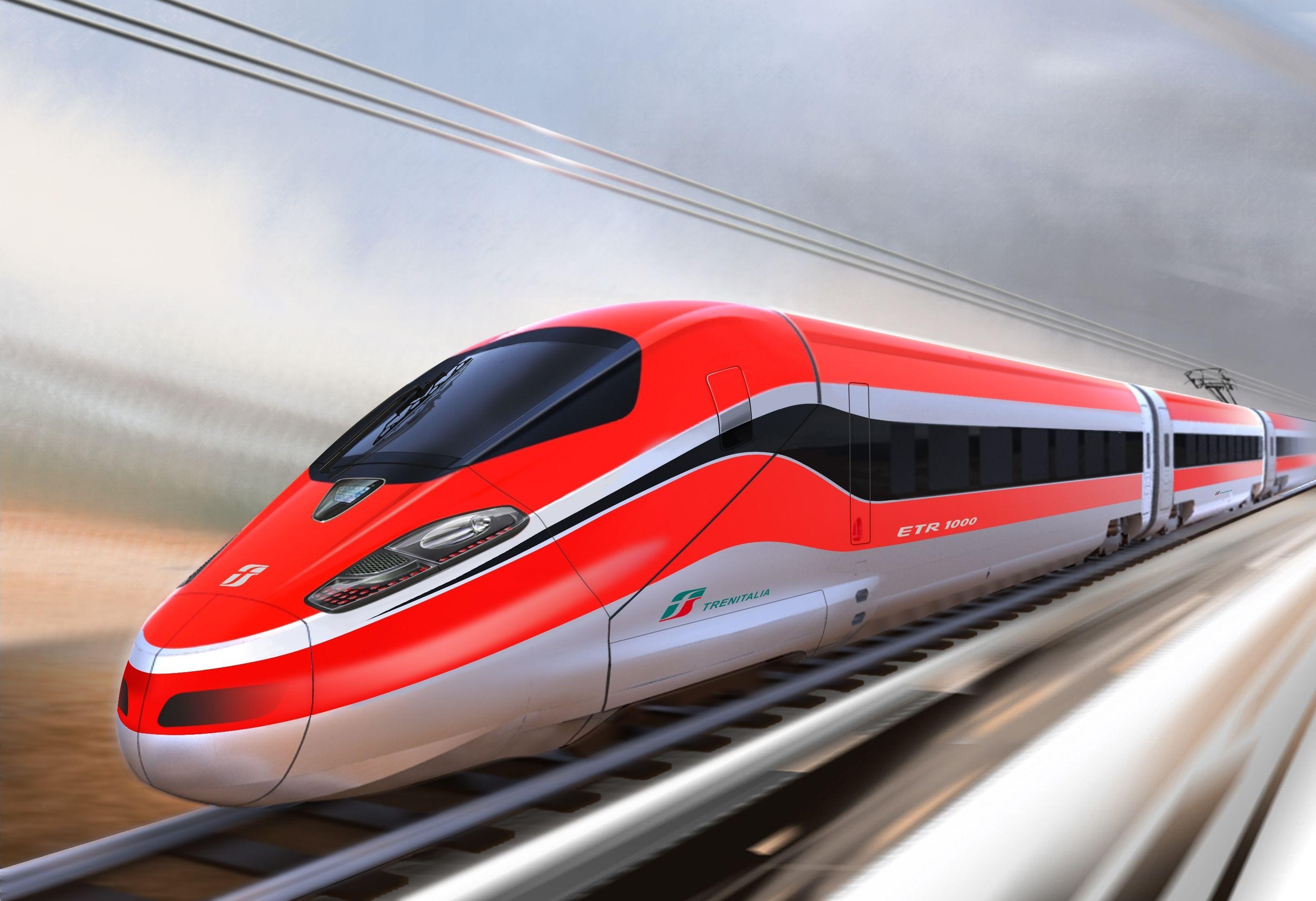 treno moderno