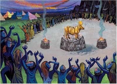 vitello oro