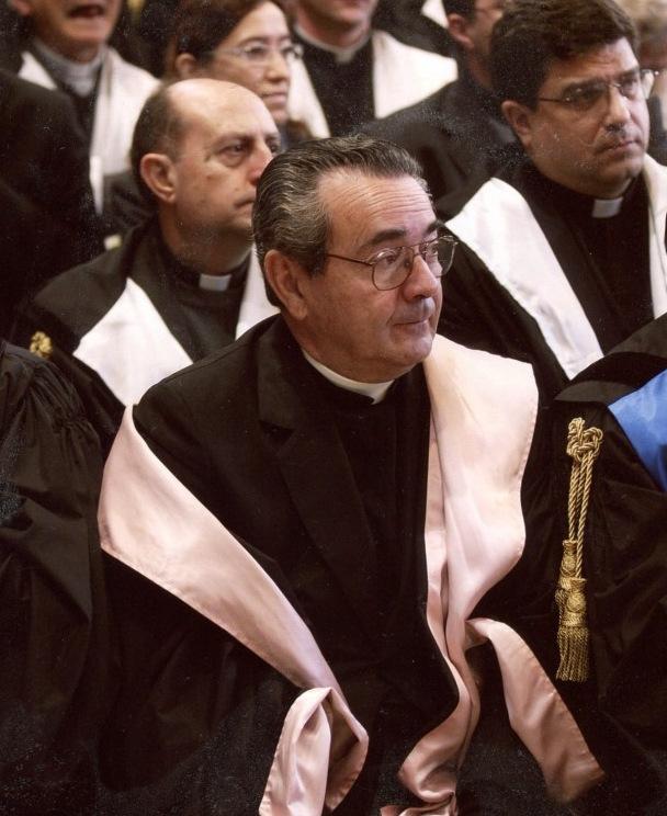 Antonio Livi - Senato accademico 2