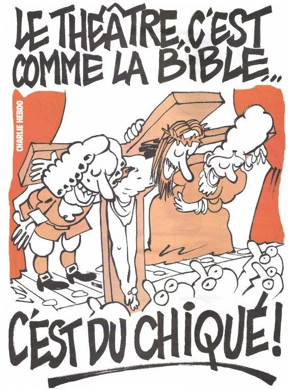 charlie-hebdo- crocifissione