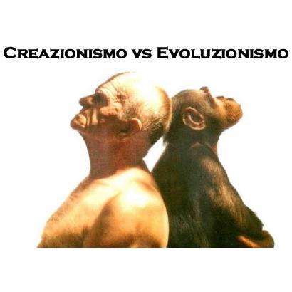 creazionismo evoluzionismo