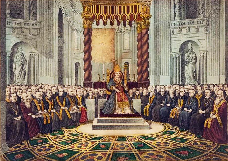o conselho do Vaticano