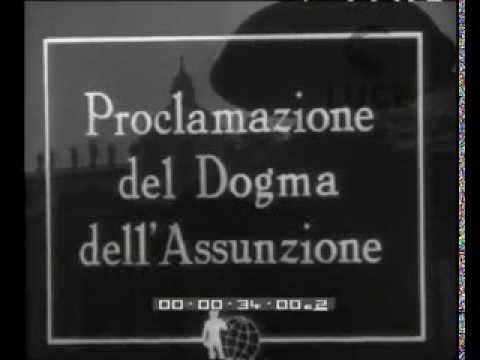 dogma assunzione
