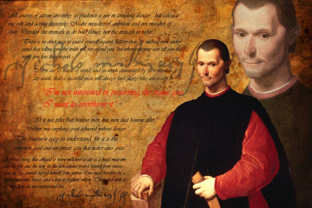 Machiavelli 1