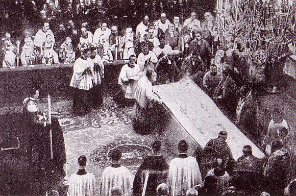 mortalha 1931