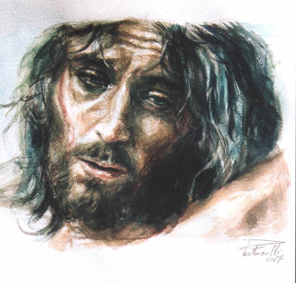 volto di cristo piacenza