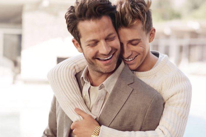 coppia gay celebre