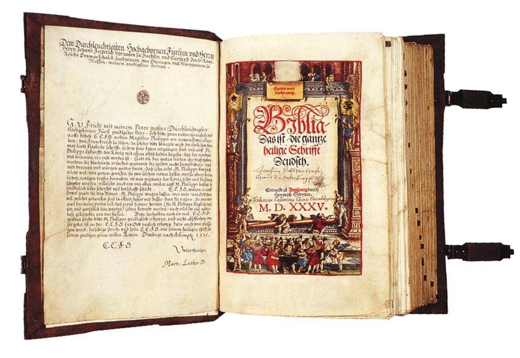 lutero edizione bibbia