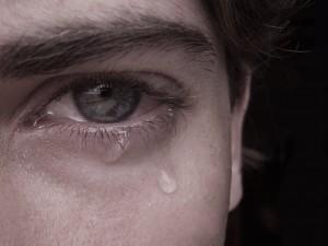 omosessuale pianto