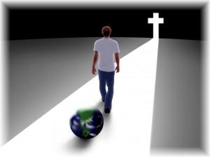 uomo verso DIo