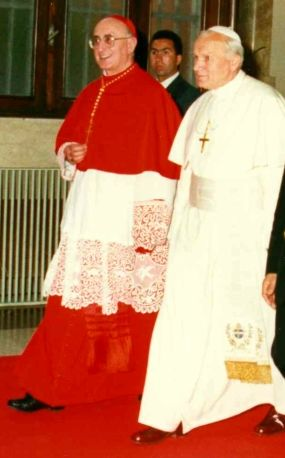 Giacomo Biffi Jean-Paul II