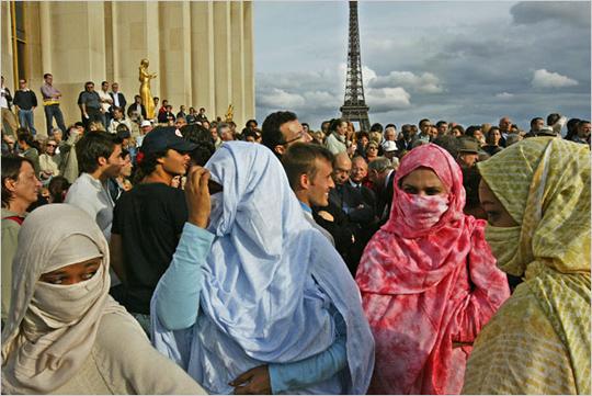 Islam burqa
