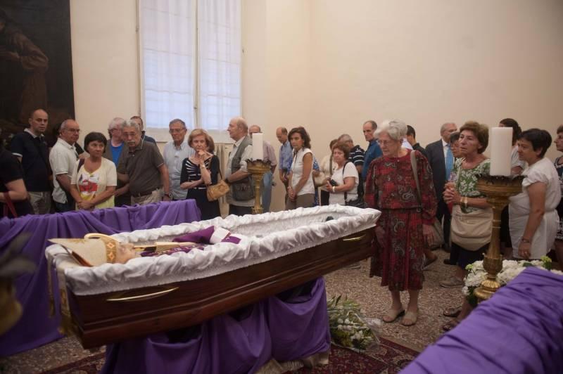 Beerdigung Biffi