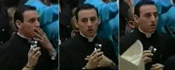 seminarista sfranta