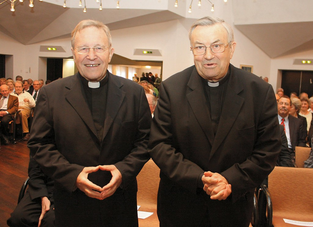Walter Kasper e Karl Lehmann