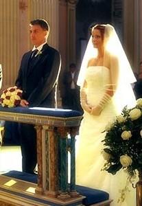 sposi chiesa sant Alessio Aventino
