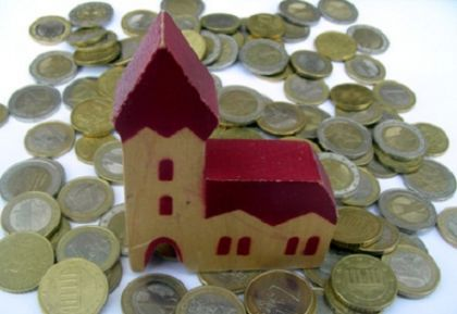 chiesa tedesca soldi