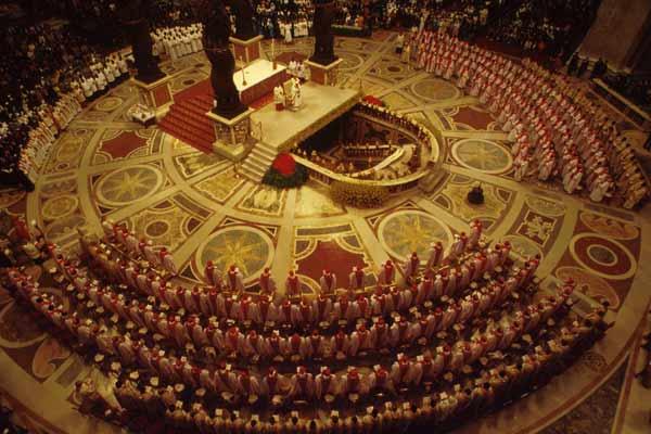 Synodus Episcoporum congregari 1