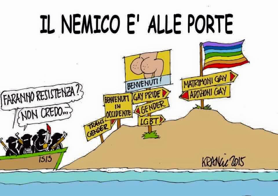 Eurabia Vignetta di Krancic