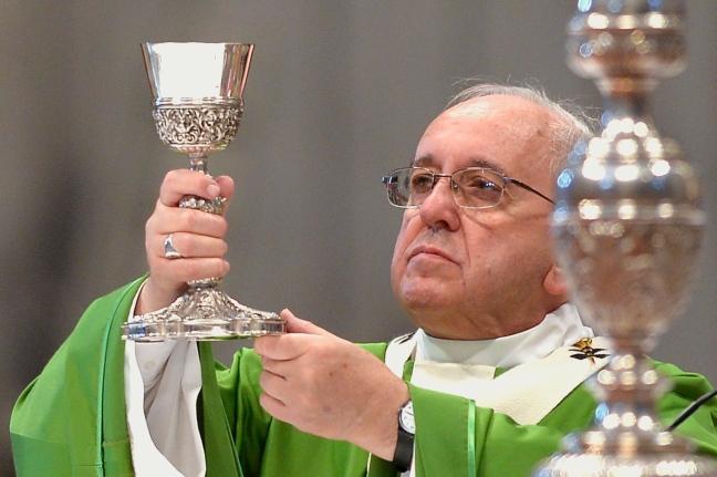 papa messa 2