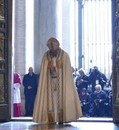 Francis Papst Heilige Pforte-001