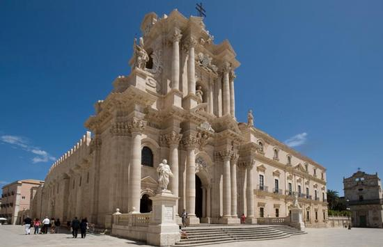 cattedrale siracusa