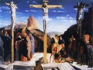 crucifixion degas