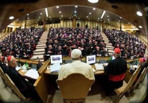 sinodo dei vescovi seduta