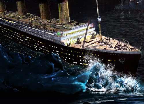 iceberg ad Titanic 4