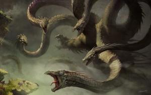 Drachen Apokalypse
