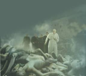 Papst apokalyptische Vision