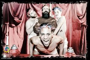 gay pride show de palavrões em Bolonha 2