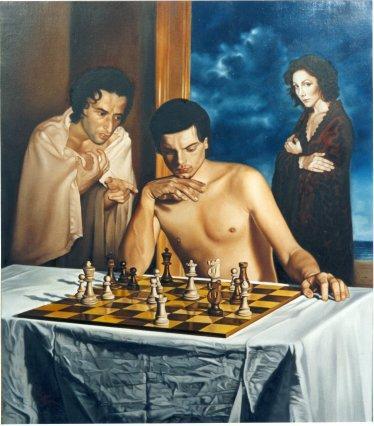 sergio-alessandro-ughi-partita-a-scacchi-con-la-morte-collezione-cassa-risparmio-di-ferrara