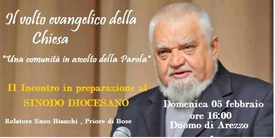 White II-MEETING-SYNOD-Arezzo