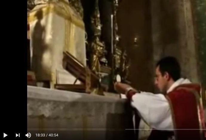 Messa San Pio V
