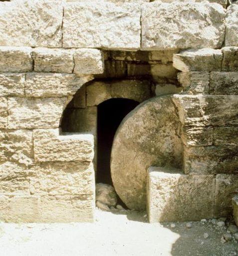 tomba di cristo